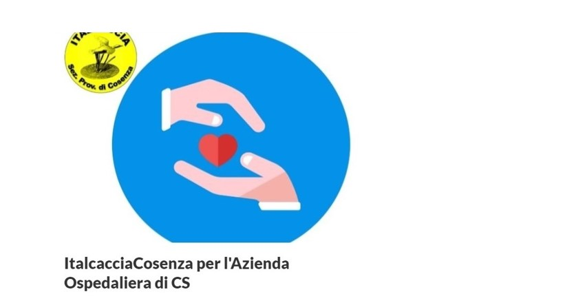 Emergenza Coronavirus Posted on 24 Marzo 2020 by Italcaccia Cosenza