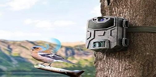 Victure Fotocamera Caccia 20MP 1080P Fototrappola