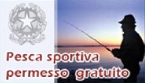 Comunicazione di esercizio della pesca sportiva e ricreativa – Istruzioni per l'uso