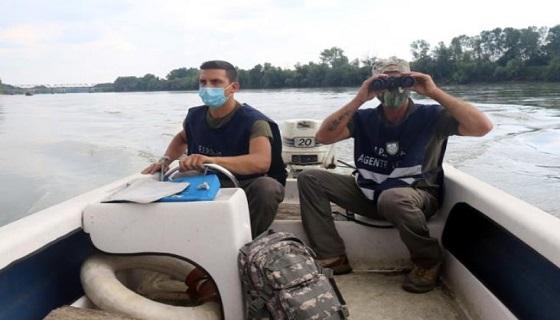 Le indagini dei detective del Po «Sul fiume a caccia di criminali»