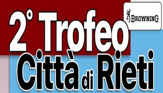 2° Trofeo città di Rieti: prova di lavoro su cinghiale riservato alle mute 6/8 cani