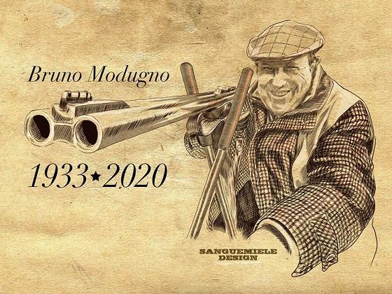 E' morto Bruno Modugno, ex conduttore del Tg1 e grande Cacciatore.