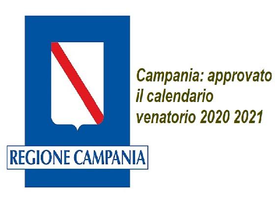 Campania: approvato il calendario venatorio 2020 2021