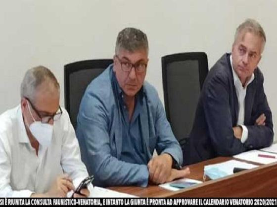 Calabria: P. F. Venatorio i progetti della Consulta riunita in Regione