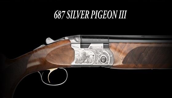 SILVER PIGEON III