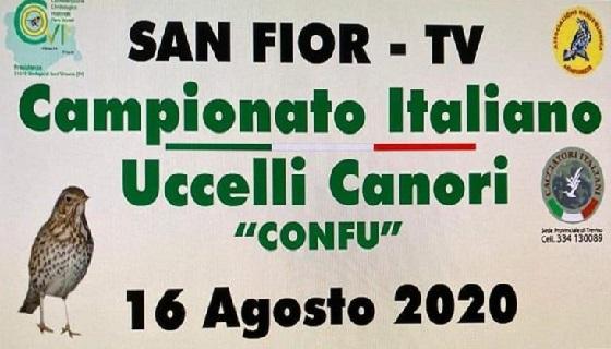 """Attacchi degli animalisti sul Campionato Italiano """"Uccelli Canori"""". Gli organizzatori: """"San Fior non è Wuhan"""""""