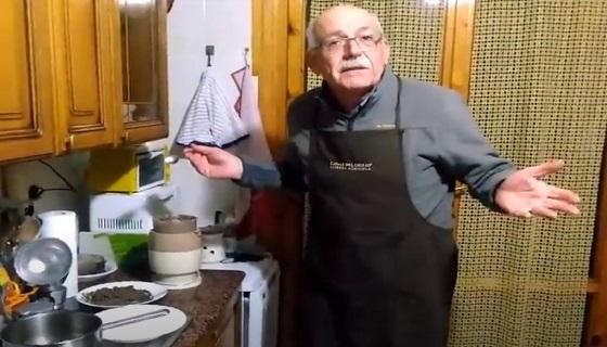 Patè di beccaccia con Gino in Cucina