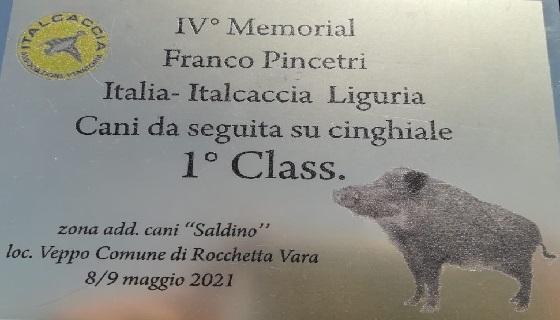 ItalaCaccia La Spezia: VIVERE IL PRESENTE LAVORANDO PER IL FUTURO